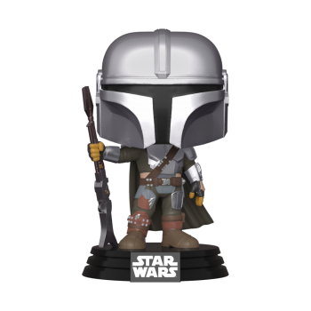The Mandalorian (at ease) Star Wars Funko POP!