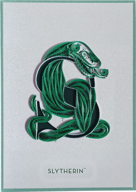 Harry Potter Mardekár képeslap