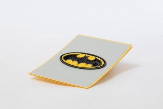 Batman képeslap