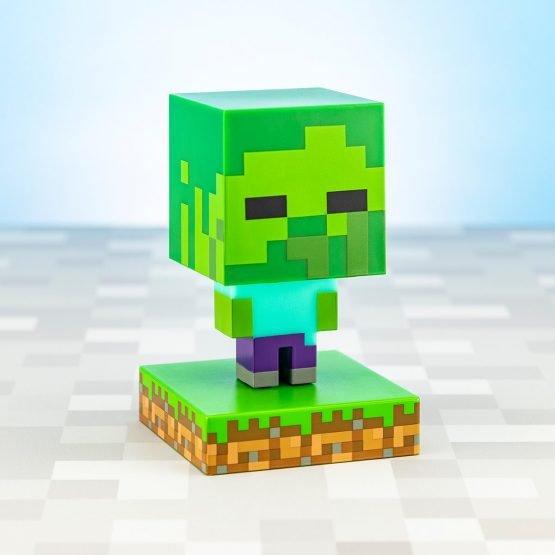 Minecraft Zombie Lámpa & Hangulatvilágítás