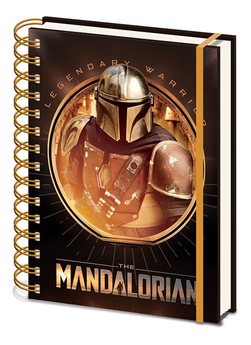 Mandalorian jegyzetfüzet