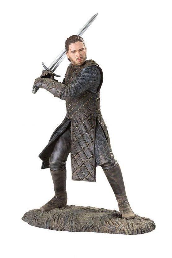 Jon Snow Szobor