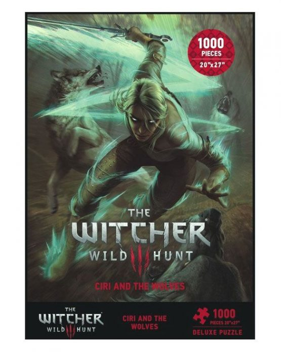The Witcher puzzle