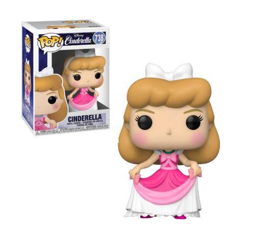 Funko POP! Disney Cinderella in Pink Dress figura