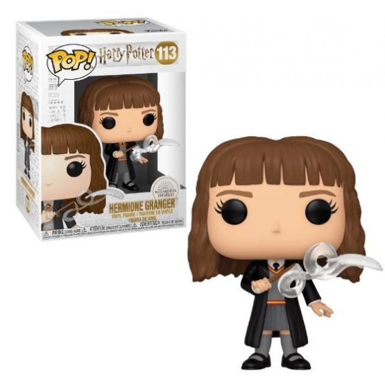 Funko POP! Harry Potter: Hermione with Feather