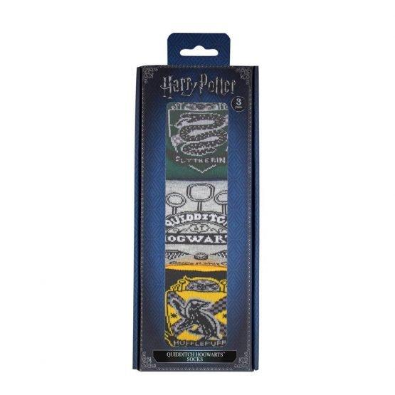 Harry Potter Quidditch Zokni Készlet