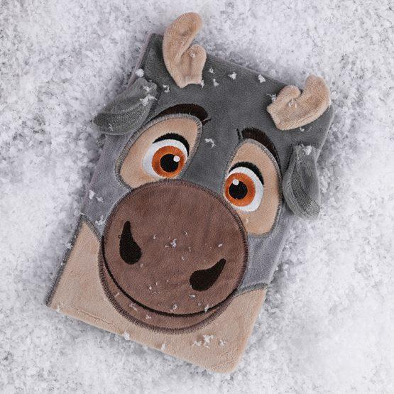 Frozen Sven jegyzetfüzet