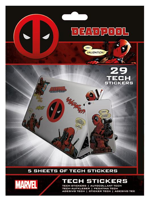 Deadpool kütyümatrica