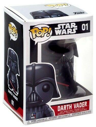 Funko POP! Star Wars - Darth Vader Bobble Head