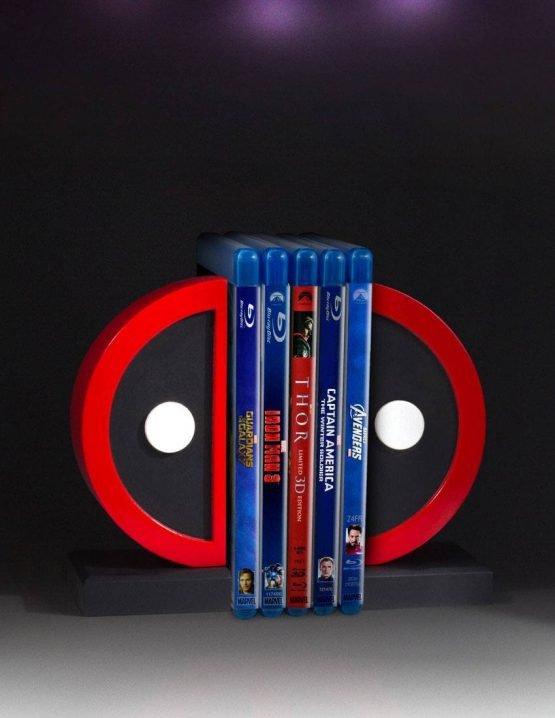 Marvel Deadpool Könyvtámasz