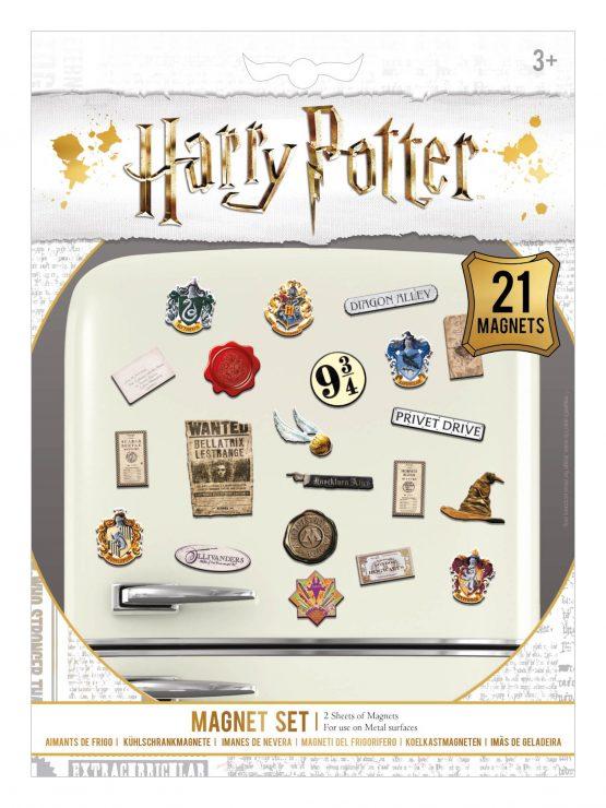 Harry Potter Hűtőmágnes