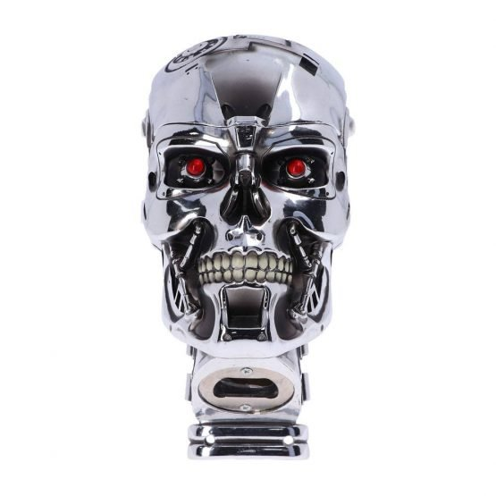 Terminator Koponya Fali Sörnyitó