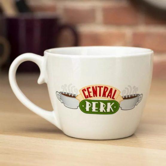 Jóbarátok Cappuccino Csésze (Central Perk)