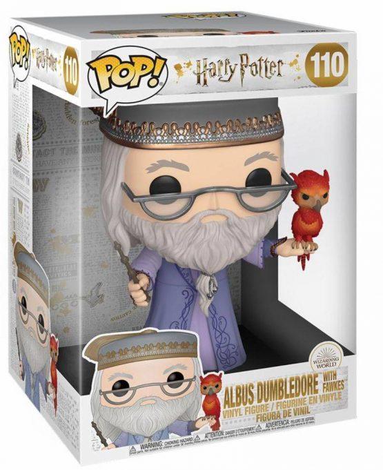 dumbledore fawkes