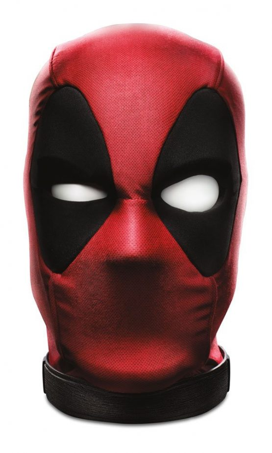 Marvel Legends Premium Interactive Head - Deadpool