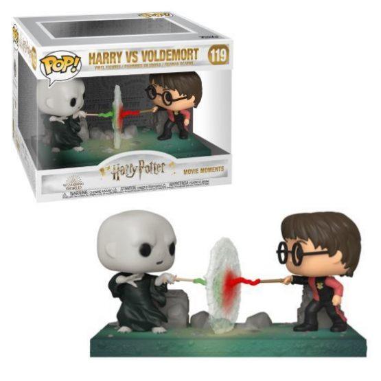 Funko POP! Harry Potter vs. Voldemort