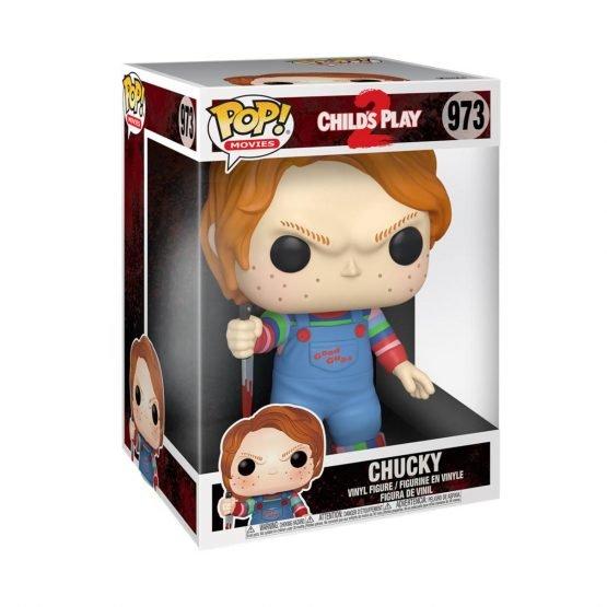 Funko Super Sized POP! Child´s Play: Chucky