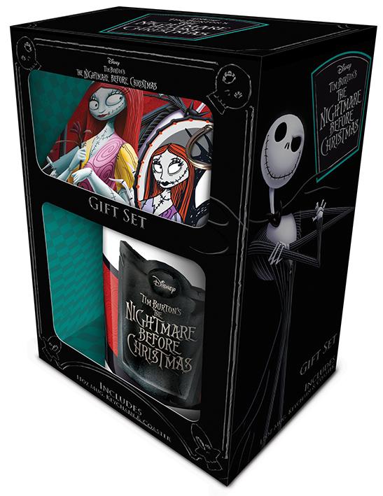 Nightmare Before Christmas Ajándékcsomag