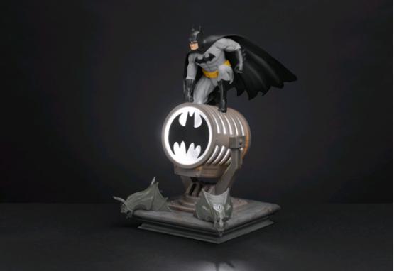 DC Comics Batman Lámpa