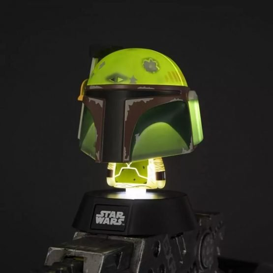 Star Wars: Boba Fett Icon Lámpa & Hangulatvilágítás