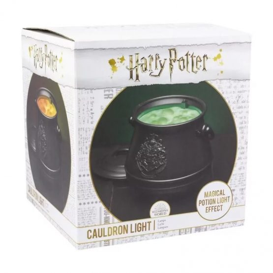 Harry Potter Üst Színváltó Lámpa