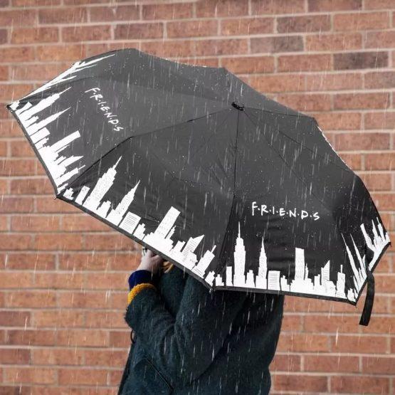 jóbarátok esernyő