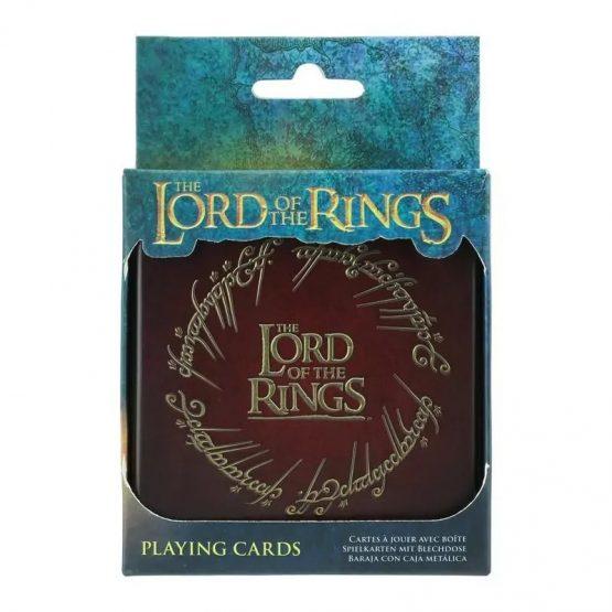 Gyűrűk Ura Kártya Készlet