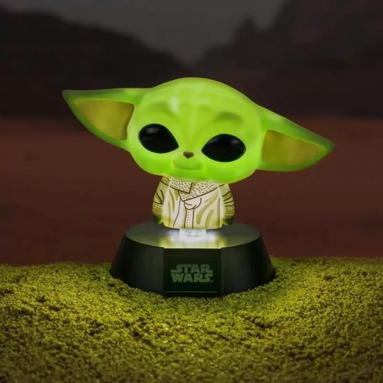Star Wars: The Mandalorian The Child Icon Lámpa