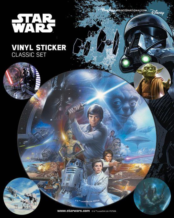 Star Wars matrica