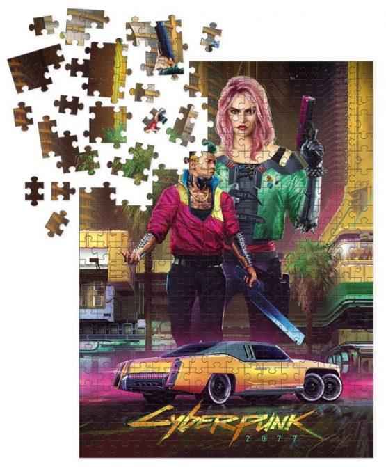 Cyberpunk 2077 Puzzle