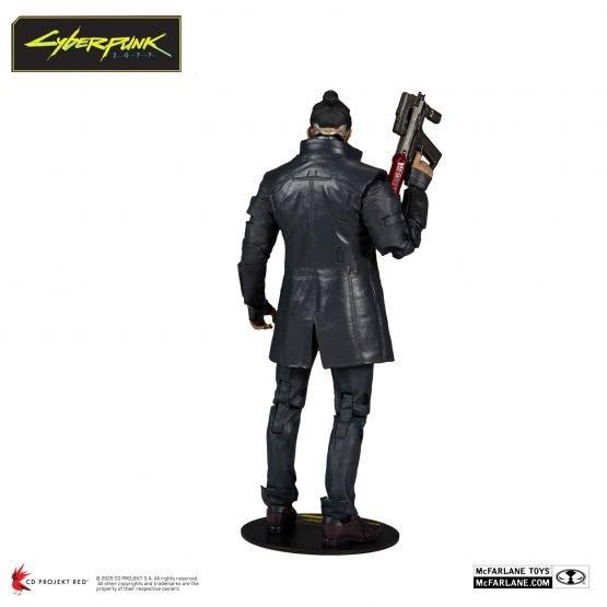 Cyberpunk 2077 Takemura - Akciófigura & Szobor