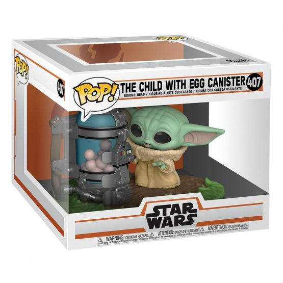 Funko POP! Star Wars: The Mandalorian - The Child w/ Canister