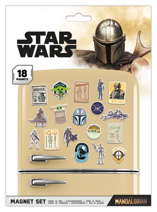 Star Wars hűtőmágnes