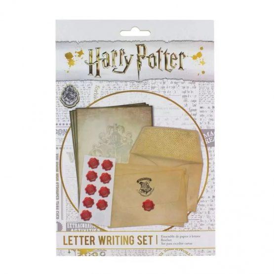 harry potter hogwarts levélíró készlet