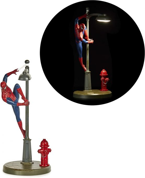 Marvel Pókember Lámpa