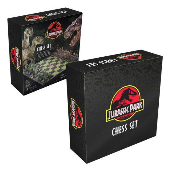 Jurassic Park Sakk Készlet