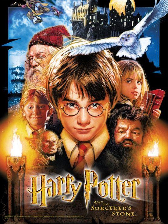 Harry Potter Bölcsek Köve Puzzle