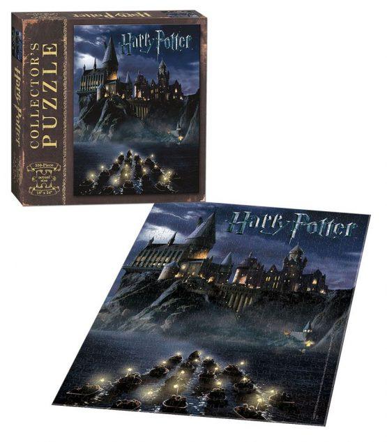 World of Harry Potter Gyűjtői Puzzle