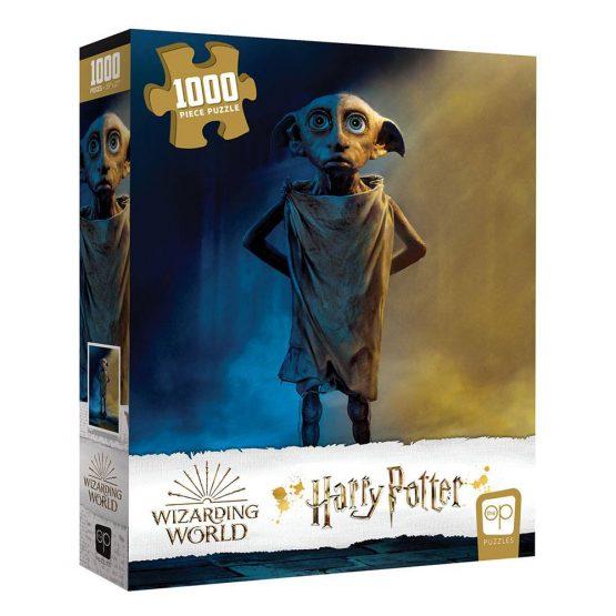 Harry Potter Dobby Puzzle 1000 Darabos Készlet