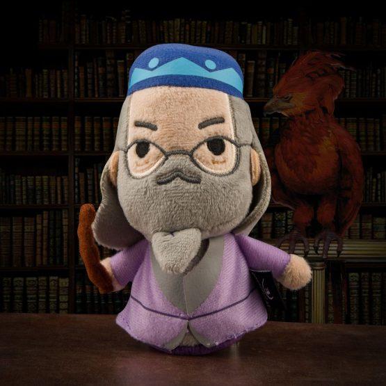 Dumbledore Plüss Kulcstartó