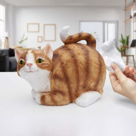 cica zsebkendőadagoló