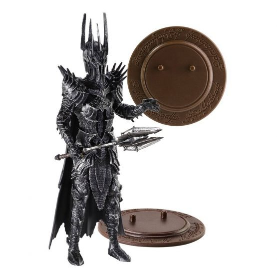 Lord of the Rings Sauron Bendyfig Figura