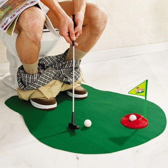WC Golf - Vicces Ajándék