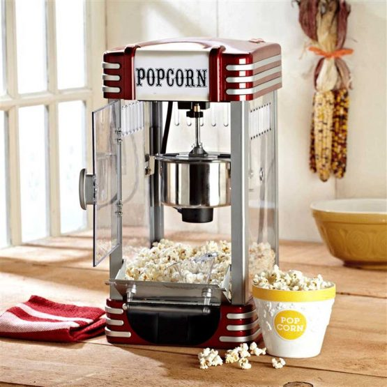 popcorn készítő deluxe