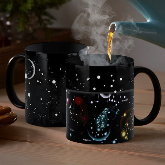 csillagjegyek hőre változó bögre