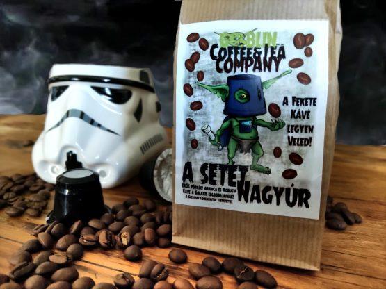 A sötét nagyúr goblin kávé