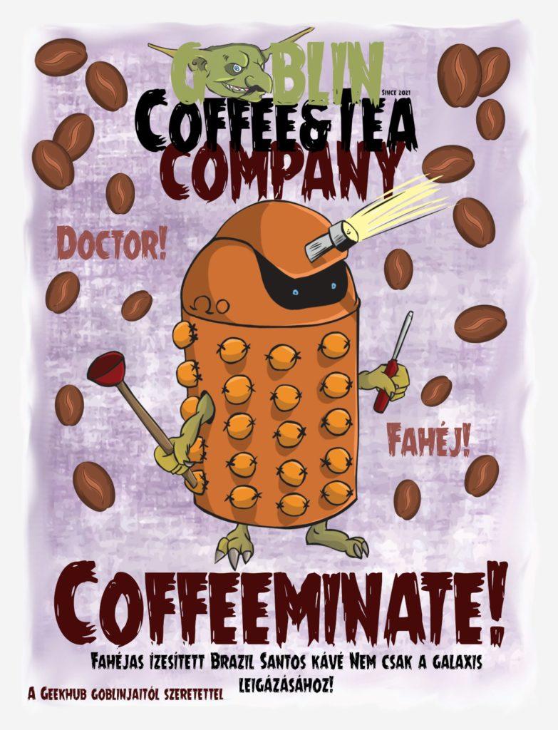fahéjas kávé goblin kávé