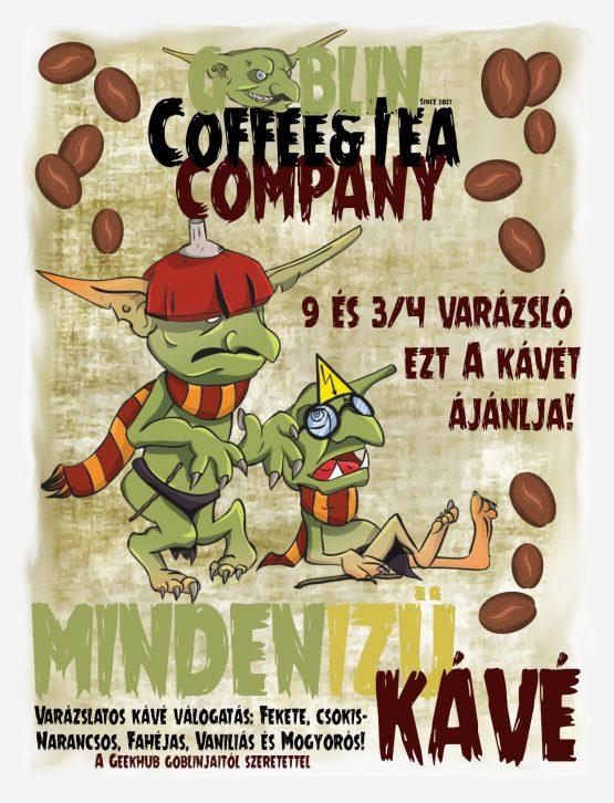 mindenízű kávé