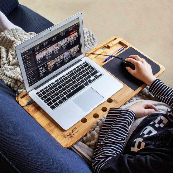 laptop tartó