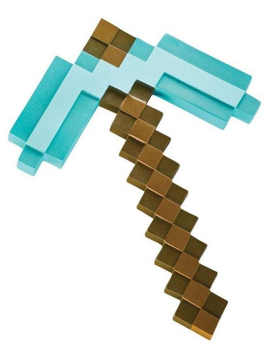 Minecraft Diamond Pickaxe